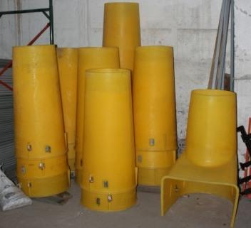 пластиковые мусоропроводы Воронеж для сброса строительного мусора