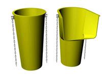 секции строительного мусоропровода в Воронеже